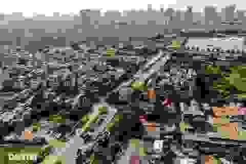 """Hà Nội: Tuyến đường dài hơn 2 km """"lụt"""" tiến độ gần 20 năm"""