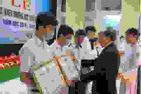 Phú Yên: Tuyên dương hơn 229 học sinh giỏi, xuất sắc năm học 2019 - 2020