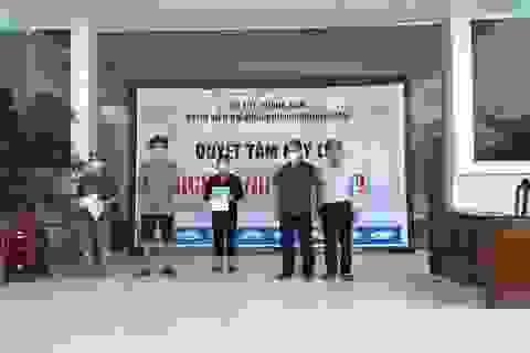 Thêm 7 bệnh nhân mắc Covid-19 ở Quảng Nam ra viện
