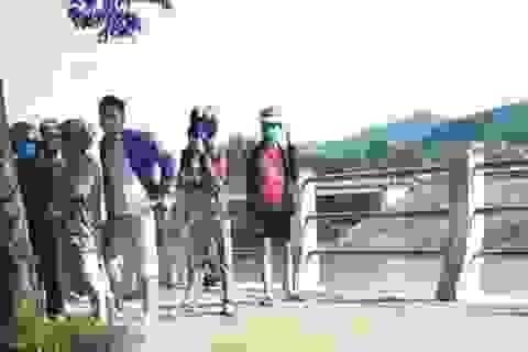 Quảng Nam: Đau thương gia cảnh cha đuối nước để lại 2 con nhỏ bơ vơ