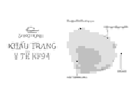 """Thêm sản phẩm """"khẩu trang Việt, chất lượng Quốc tế"""" được ra mắt"""
