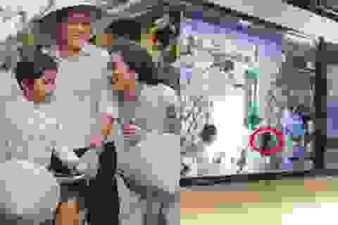 Con trai Thanh Thuý, Đức Thịnh bị băng nhóm dàn cảnh tinh vi móc điện thoại