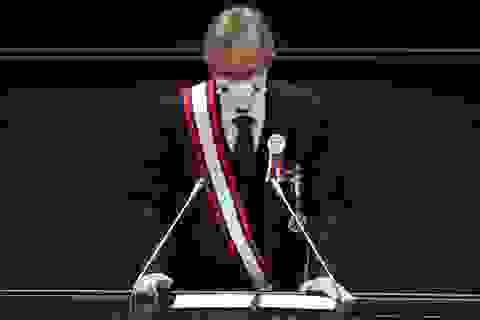 """Chủ tịch Thượng viện Séc tự nhận """"là người Đài Loan"""""""