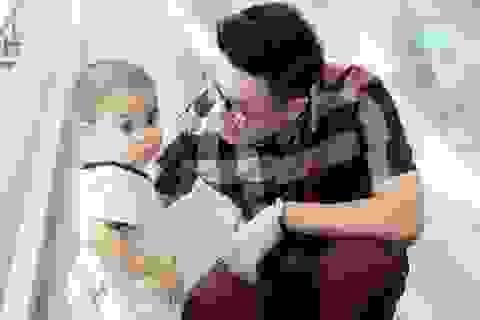 """MC Lê Anh: """"Nếu chọn làm bố đơn thân, tôi không cần ai chia sẻ với mình"""""""