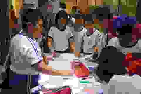 TPHCM: Cấm nhà trường giao giáo viên trực tiếp thu, chi tiền trường