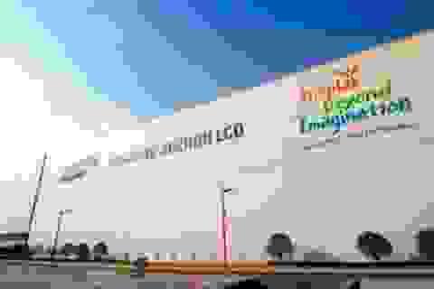Samsung bán nhà máy LCD lớn nhất Trung Quốc với giá 1 tỷ USD