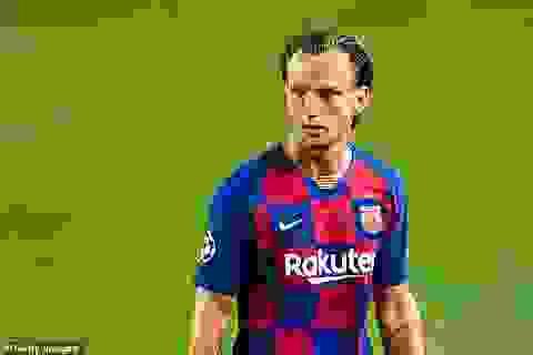 Barcelona chuẩn bị chia tay Arturo Vidal và Ivan Rakitic