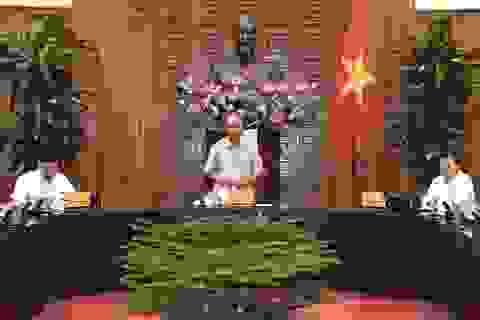 Thủ tướng đốc thúc thực hiện giải pháp cấp bách phòng chống thiên tai