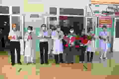Quảng Trị: Hai bệnh nhân Covid-19 đầu tiên xuất viện sau 7 lần âm tính