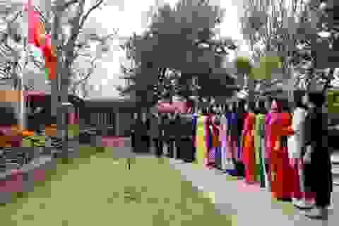 Trang trọng lễ kỷ niệm 75 năm Quốc khánh tại Nam Phi