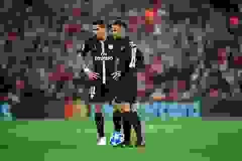 Neymar và Di Maria dương tính với SARS-CoV-2