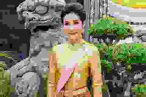 Vua Thái Lan phục vị cho Hoàng quý phi sau 1 năm phế truất