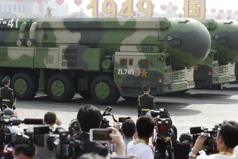 Mỹ cảnh báo Trung Quốc muốn tăng gấp đôi số đầu đạn hạt nhân