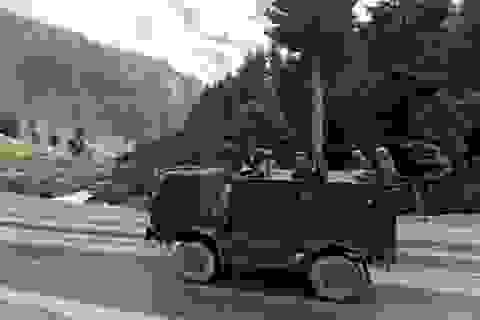 Đặc nhiệm Ấn Độ tử vong vì trúng mìn gần biên giới Trung Quốc