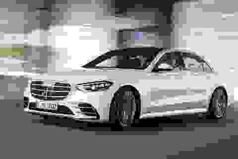 Mercedes-Benz S-Class 2021 - Sức hấp dẫn đến từ bên trong