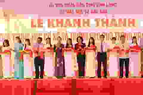 Phó Chủ tịch nước dự lễ khánh thành, khai giảng trường học ở Vĩnh Long