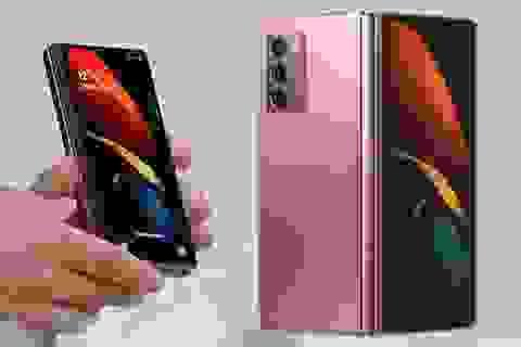 Smartphone màn hình gập Galaxy Z Fold2 có giá 50 triệu đồng tại Việt Nam