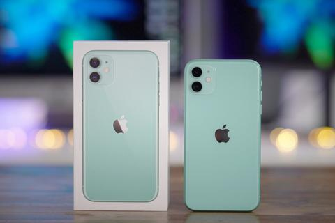 iPhone 11 là chiếc smartphone bán chạy nhất trong nửa đầu năm 2020