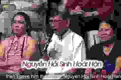 Ông ngoại kể chuyện buồn đằng sau cái tên Hồi Sinh Hoài Hận của cháu trai
