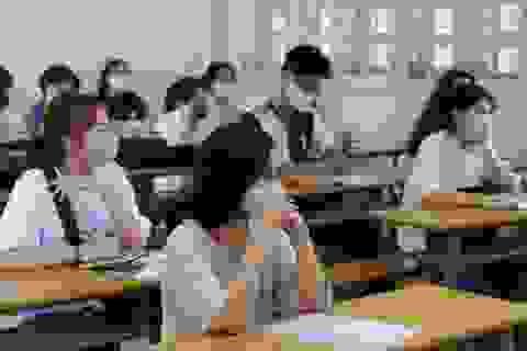 Điểm sàn nhận hồ sơ xét tuyển của nhiều đại học phía Bắc từ 18 trở lên