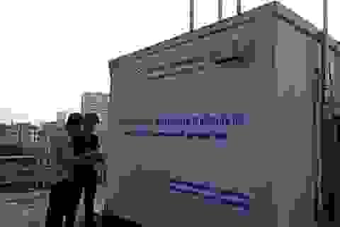 Xác định vị trí đặt trạm quan trắc môi trường không khí tự động