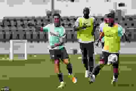 Đội tuyển Bồ Đào Nha nhận tin không vui từ C.Ronaldo