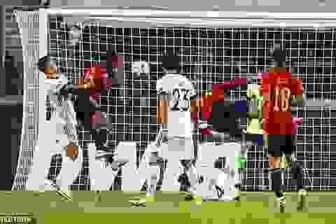 Timo Werner ghi bàn, Đức vẫn bị Tây Ban Nha cầm hòa