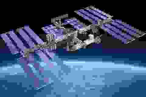 Trạm vũ trụ Quốc tế ISS vẫn đang tiếp tục bị rò rỉ khí