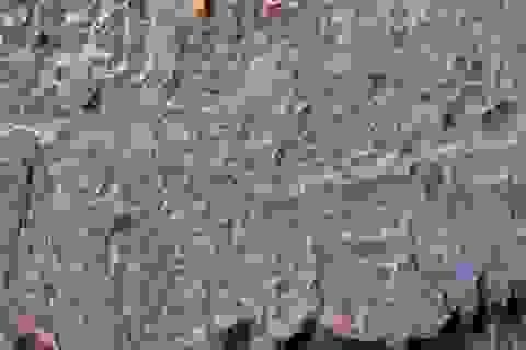 NASA bối rối trước những rặng núi kỳ lạ trên Sao Hỏa