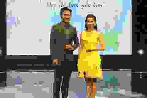 Quý Bình trở lại âm nhạc trong liveshow của Trúc Thy