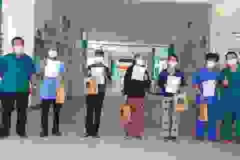 Thêm 5 ca mắc Covid-19 ra viện, trong đó có bác sĩ Bệnh viện Đà Nẵng