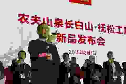 Tỷ phú Trung Quốc giúp 68 người thành triệu phú đô la nhờ… nước khoáng