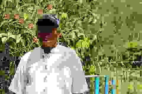 Lão nông hiến đất, bỏ tiền túi xây cầu qua suối
