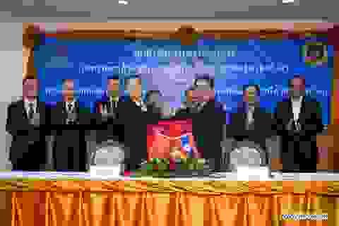 Công ty Trung Quốc tham gia vận hành lưới điện Lào