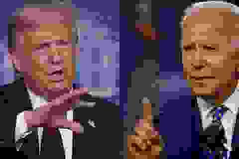 """Ông Trump tìm cách """"đọc vị"""" đối thủ Biden trước thềm tranh luận trực tiếp"""