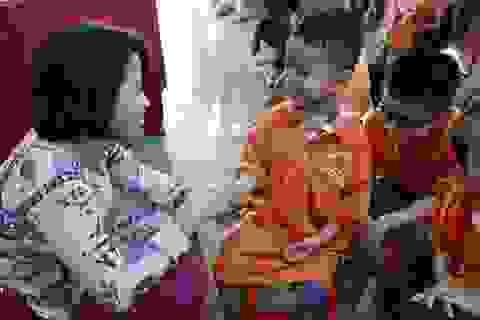 Lễ khai giảng đặc biệt tại ngôi trường dành cho trẻ khuyết tật