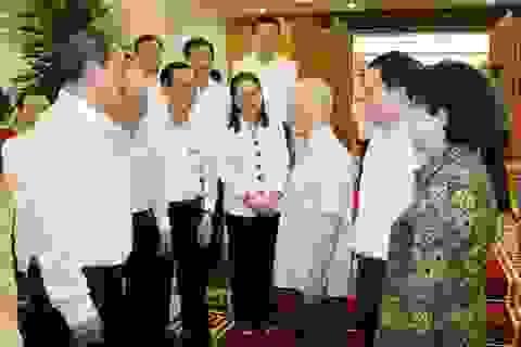 Bộ Chính trị cho ý kiến về nhân sự Đại hội Đảng của TPHCM và 9 tỉnh thành