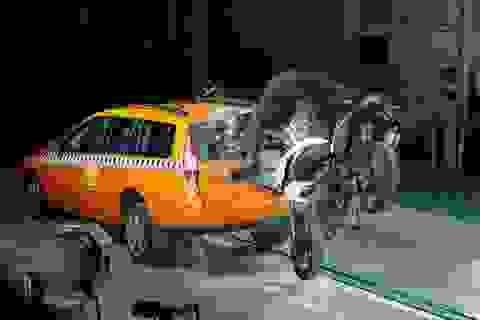 Ý tưởng mới về công nghệ hỗ trợ an toàn cho người đi xe máy