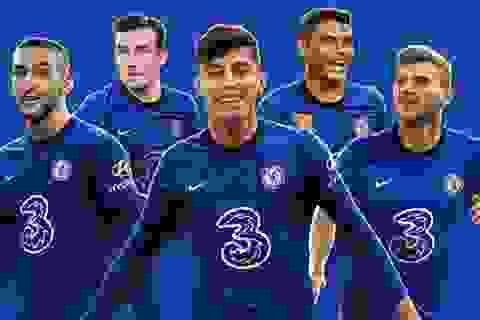 Đội hình đủ sức vô địch Premier League của Chelsea