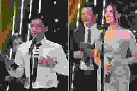 Hồng Diễm, Xuân Nghị xúc động khi lần đầu đoạt giải Diễn viên ấn tượng