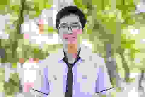 """""""Chàng trai vàng"""" Olympic Sinh học Quốc tế ước mơ thành bác sĩ cứu người"""