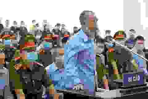 """Xét xử vụ án ở Đồng Tâm: """"Bị cáo biết tội lỗi của mình khó tha thứ...!"""""""