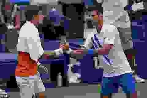 """Djokovic: """"Tôi sẽ về nhà và học hỏi từ sai lầm của mình"""""""