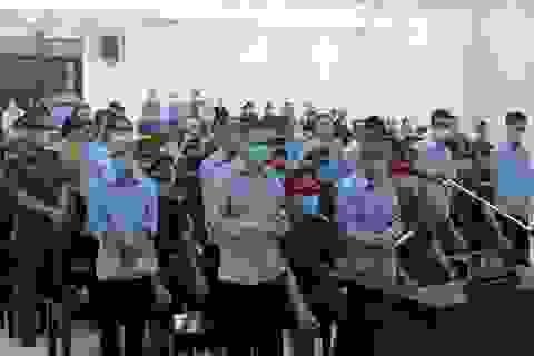 Xét xử vụ án ở Đồng Tâm: Các bị cáo mong được hưởng khoan hồng