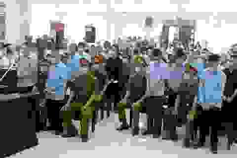 Vụ án đặc biệt nghiêm trọng ở Đồng Tâm: 5 bị cáo xin giảm án