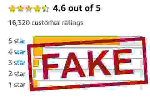 """Đánh giá """"rởm"""" trên các trang TMĐT khiến người dùng khó khăn khi mua"""