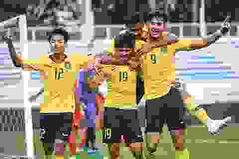 Malaysia cử đội U19 dự SEA Games tại Việt Nam để chuẩn bị cho Olympic