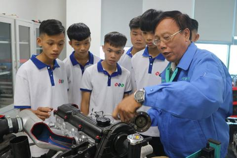 Tăng cường mở rộng ngành học công nghệ ô tô đáp ứng nhu cầu thị trường