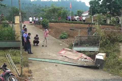 Vụ sập cổng trường: Thủ tướng yêu cầu các tỉnh rà soát cơ sở trường lớp