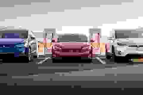 Anh: Người tiêu dùng đã sẵn sàng, xe chạy điện thì chưa